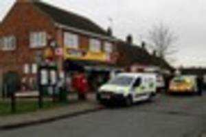 Cressing Post Office armed robbery sparks Essex Police appeal for...