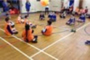 ​Ferndown Middle School holds Winter Sports Day