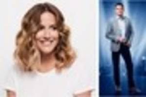 ​strictly come dancing winners tom chambers and caroline flack to...