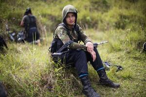 Colombia's FARC Rebels Begin Surrendering Their Weapons