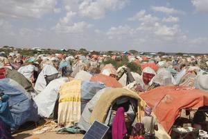 Somalia food crisis at 'tipping point' with country heading towards famine in matter of weeks