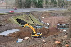 Eighteen weeks of major roadworks on A9 west of Perth to start this weekend as part of traffic alleviation effort