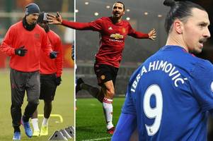 manchester united star zlatan ibrahimovic has played more games than any other epl player this season