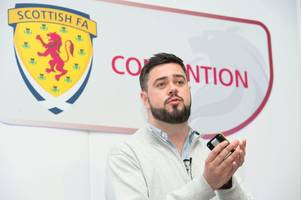 rangers are not considering brentford's robert rowan for director of football role