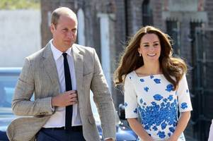 you'll never see the duke and duchess of cambridge holding hands in public - here's why