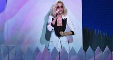 "Katy Perry Premieres New Futuristic Video for ""Chained to the Rhythm"" Song – Watch Online"