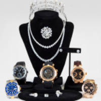 Are You Ready for the Red Carpet? Designer Jewelry, Timepieces and Luxury Goods Go to Auction on Oscar Sunday at L.A.'s Abell Auction Company