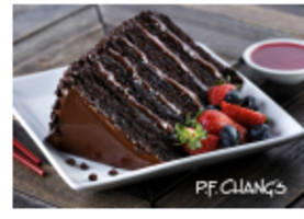 p.f. chang's partnering with amc theatres® to support universal's the great wall with a dessert and a movie promotion