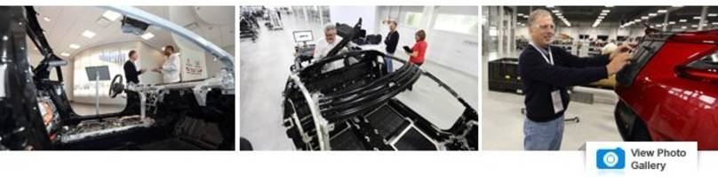 """acura nsx buyers can get """"insider experience"""" at central ohio factory and test track"""