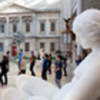 New York's Met Museum offers exercise amid world-class art