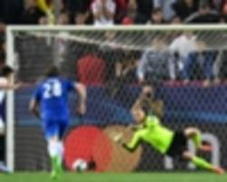 Sevilla 2-1 Leicester City: Foxes stay in the tie with crucial away goal