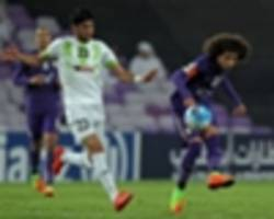 AFC Champions League: Al Ain 1-1 Zob Ahan - Ismail Ahmed rescues a point for 2016 runners-up