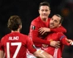 'man utd have world-class players in every position' - forster not focusing on ibrahimovic