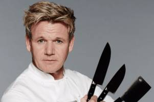 Gordon Ramsay is eviscerating people on Twitter, and everyone loves it