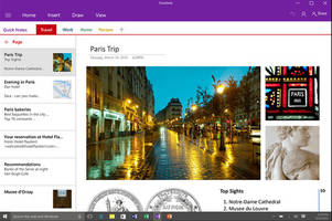 Microsoft's update to note-taking app OneNote now available to all users
