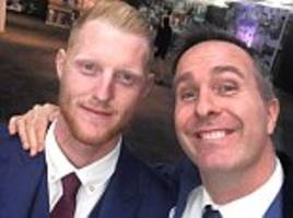 Broad, Bairstow and Stokes among stars at England dinner