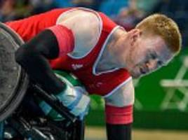 gb wheelchair rugby star jim roberts hit by cutbacks