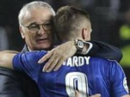 Jamie Vardy has 'no regrets whatsoever' rejecting Arsenal