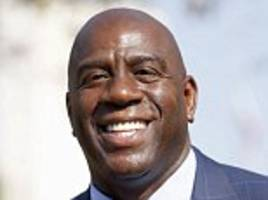 NBA legend Magic Johnson returns to LA Lakers in shake-up