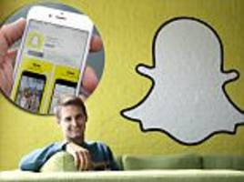 Snapchat creator files for IPO
