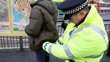 Praise for Police Scotland stop and search changes
