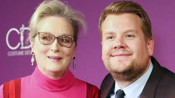 Meryl Streep 'insulted' by James Corden at costume awards