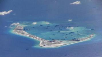 in latest military escalation china prepares deployment of sam batteries on south china sea islands