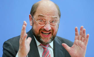 Martin Schultz Wants To Give Refugees The Right To Vote In German Election