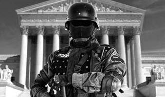 the illusion of freedom: the police state is alive and well