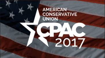 here is the schedule for cpac 2017