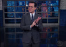 Stephen Colbert On Trump's Frequent Golf Trips: 'He Loves Making Fun Of People's Handicaps'