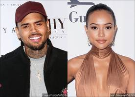 Chris Brown Posts Another Disturbing Rant After Karrueche Tran's Granted Restraining Order