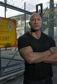 Rock and a Hard Place - cast: The Rock