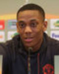 Anthony Martial: Why my form was better under Louis van Gaal than Jose Mourinho