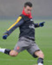arsenal receive major fitness boost ahead of liverpool clash
