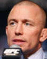 georges st-pierre needed his long break from fighting - coach