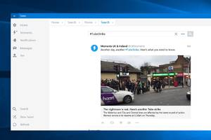 Twitter's new tabs feature makes its Windows 10 app more like TweetDeck
