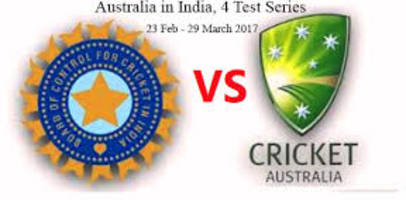 India -Australia Test series to begin in Pune tomorrow