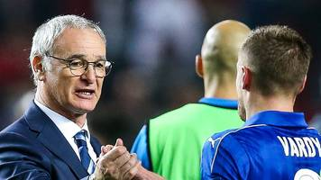 Champions League: Leicester City showed big heart, says Claudio Ranieri