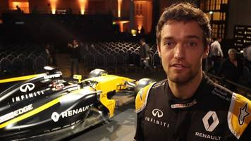 formula 1: new cars set to be quickest ever - renault's jolyon palmer