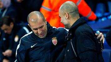 manchester city 5-3 monaco: pep guardiola says ligue 1 side capable of comeback