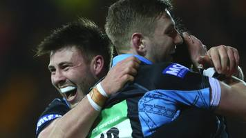 Six Nations 2017: Scotland can benefit from Glasgow half-backs - Huw Jones