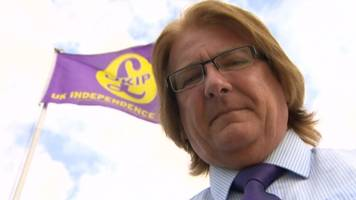 Racist tweet accused UKIP councillor told to resign