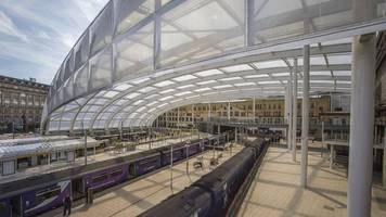 bird caused manchester victoria station roof collapse