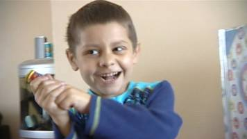 six-year-old boy's stem cell campaign 'potentially saves 14 lives'