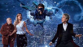 relive 'the return of doctor mysterio' on dvd, blu-ray
