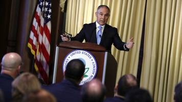 new epa head tells employees to 'avoid abuses' in regulating process