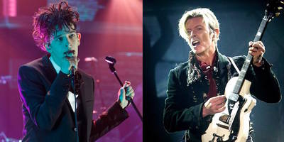 BRIT Awards 2017 Winners: David Bowie, The 1975, More