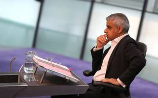 "khan on track for ""worst strikes record"" of any london mayor, say tories"