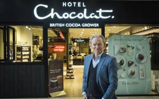 life is sweet for hotel chocolat as first-half profits surge